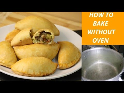Download HOW TO BAKE NIGERIAN MEAT PIE WITHOUT OVEN/NO OVEN BAKE MEAT PIE RECIPE