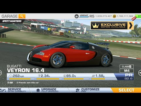 Real Racing 3 All Cars Unlocked!!!!!  Unlimited Gold And Money !!!!!