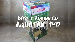 Mesin Cuci Mobil Motor - Jet Cleaner - High Pressure Washer Bosch AdvancedAquatak 140