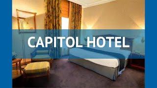 CAPITOL HOTEL 4* ОАЭ Дубай-Джумейра обзор – отель КАПИТОЛ ХОТЕЛ 4* Дубай-Джумейра видео обзор
