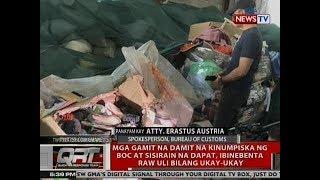 QRT: Panayam kay Atty. Erastus Austria, Spokesperson, Bureau of Customs