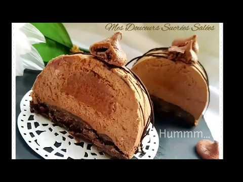 bûche-chocolat-façon-trianon-/-insert-praliné