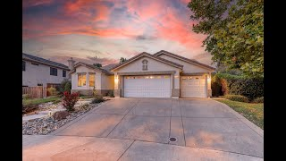 Single Story home on large 1/4 acre lot in Roseville