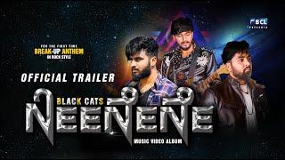 Black Cats Neenene Trailer | Break-Up Anthem 2019 | #BlackCatsNeenene