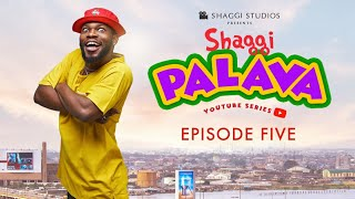Barrister Mike And Broda Shaggi (Shaggi Palava - Season 1 Episode 5)