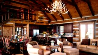 Stonemill Log & Timber Homes Video Tour