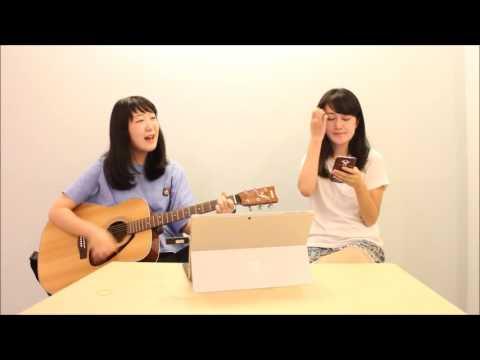 Cewek Jepang Cover Rizky Febrian - Kesempurnaan Cinta
