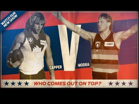 AFL Versus - Tony Modra v Warwick Capper