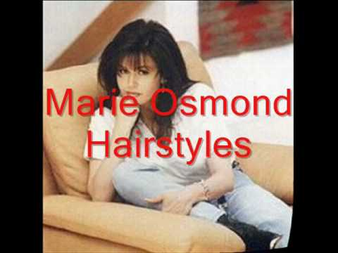 Marie Osmond Hairstyles YouTube