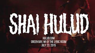 SHAI HULUD Full Set 7.23.2015 @ The Lyric Room, Green Bay WI