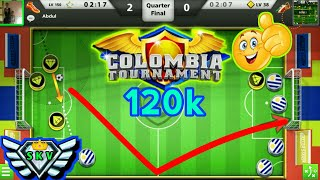COLOMBIA🏆TOURNAMENT🏆COOL GAME🏆120K💲GREAT PLAYER