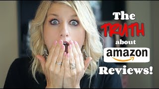 The TRUTH About Amazon Reviews!
