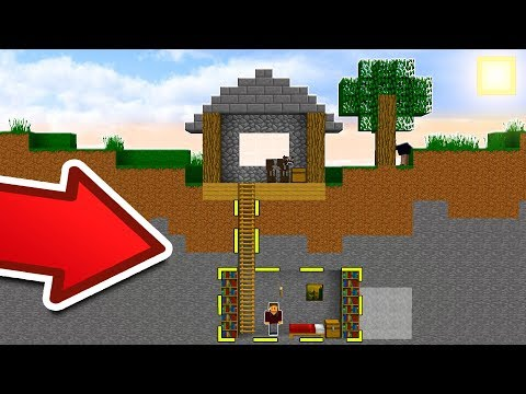 WHAT IF MINECRAFT WAS 2D?