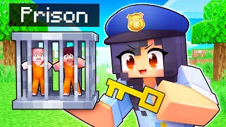 Locking Friends in the SMALLEST PRISON in Minecraft!