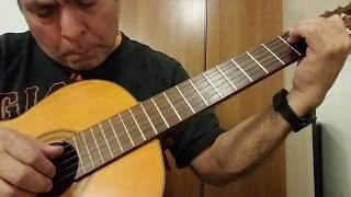 Practicando Guitarra, como Tocar Fácilmente