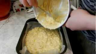 Яблочный пирог-рецепт