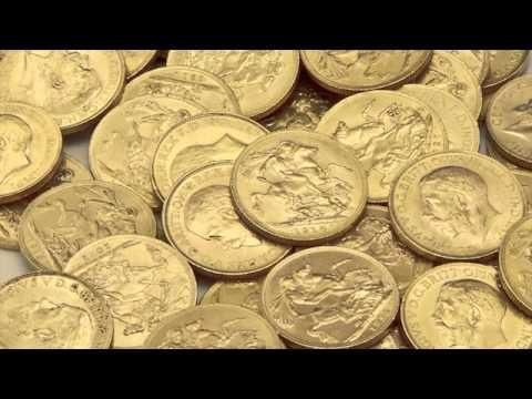 Gold British Sovereign Coins | APMEX®
