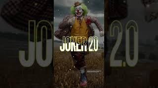 JOKER 2.0 Logo Full Screen Template