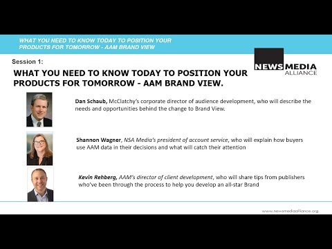 [Webinar] Introducing AAM Brand View, The New Way That Buyers Will See Your Data