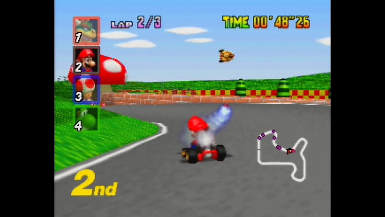 A Ranking Of Mario Kart 64 Courses By Joey Held Get After It Today Jul 2020 Medium