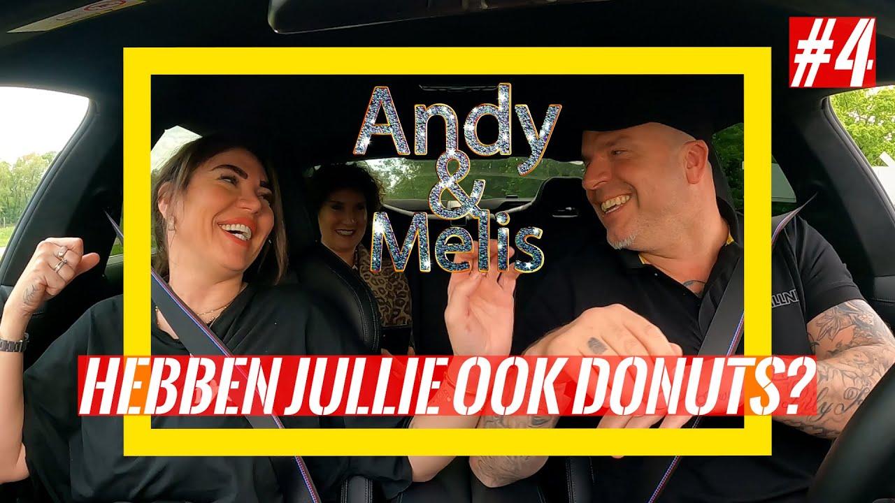 Hebben jullie ook donuts? – Andy & Melis #4