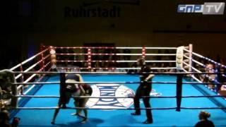 Alexandra Buch vs. Jorina Baars - MMA & K-1 Bundesliga 2013