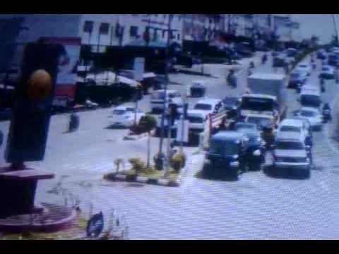tragedi tabrakan di km 6 tanjung pinang