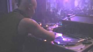 DJ Proteus @ 2004, Vanha, Helsinki.