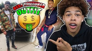 REACTING TO YOUTUBER'S BEST OUTFITS ???????????? (Cj So Cool, Blake Linder, Austin McBroom, & More!)