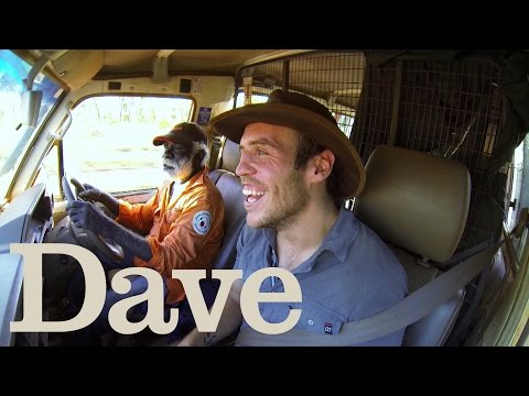 Jimmy Learns Australian Aboriginal Phrases | Deadliest Pests Down Under | Dave