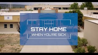 Back to School Series: Staying Home When You're Sick