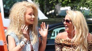Iggy Azalea Blames Britney Spears for