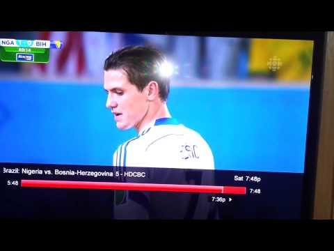 """Nigeria Vs Bosnia Besic-""""jebem ti familiju"""""""
