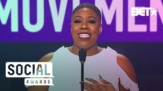 Simone Sanders Helps Salute The Founders Of The Women
