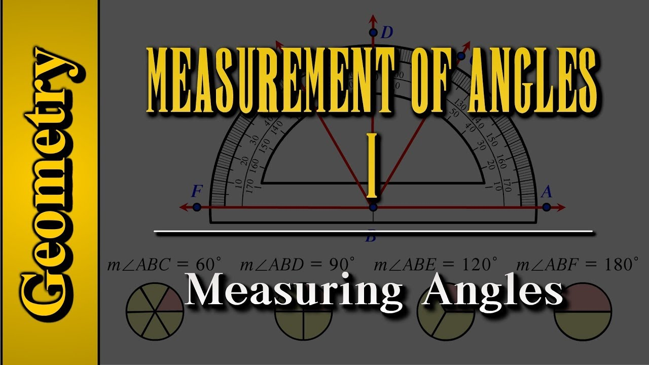 geometry measurement of angles level 1 of 9 measuring