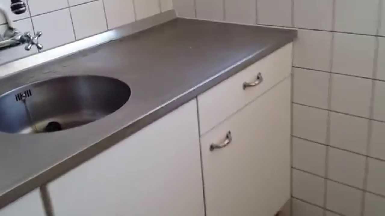 Simpele keuken verbouwing youtube for Simpele keuken