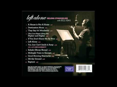 Selena Evangeline  - Left Alone Album Preview