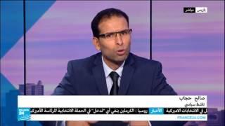 صالح حجاب في النشرة المغاربية - الجزائر : مشروع قانون رفع سن التقاعد و إلغاء التقاعد النسبي
