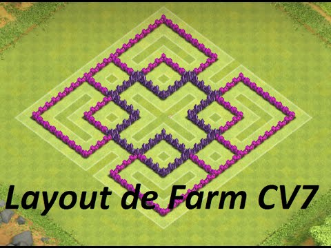 Layout CV7 - Centro de Vila 7 (TH7)