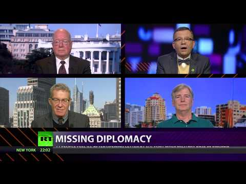 CrossTalk: Missing Diplomacy, North Korea & Syria