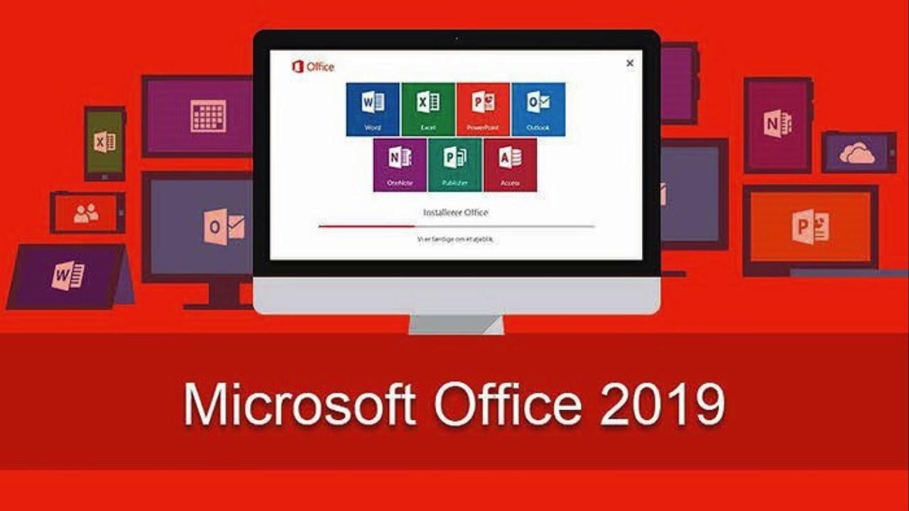 Microsoft Office Professional Plus 2019 Retail Download