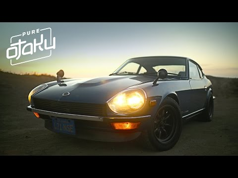 The Authenticity of an Extremely Rare JDM-Spec Fairlady 240Z-L