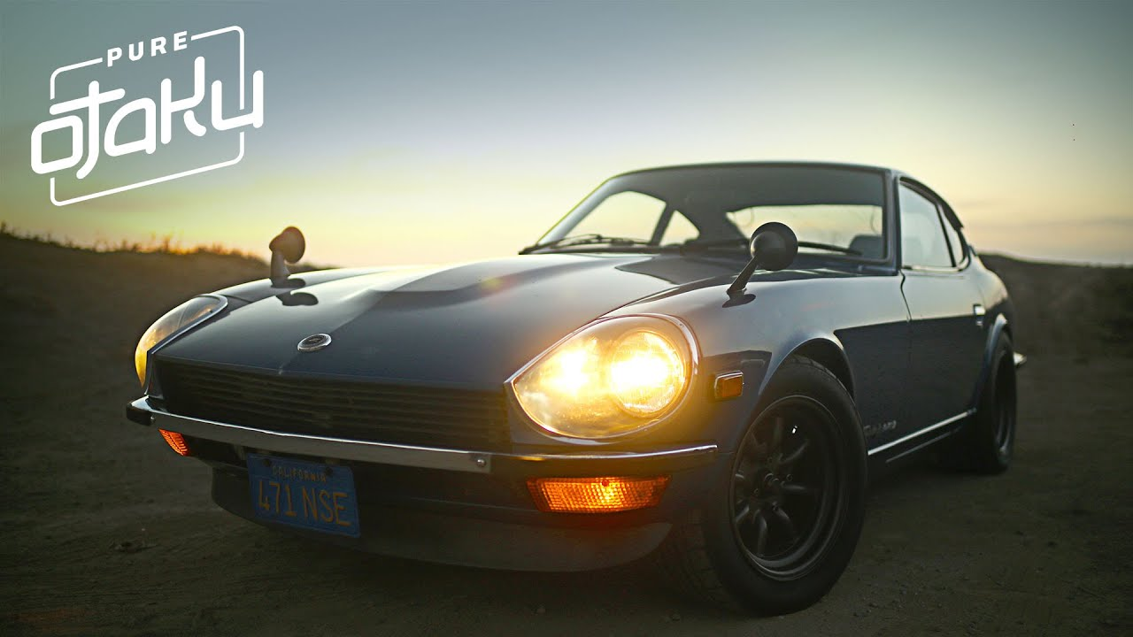 This Nissan Fairlady 240Z Is An Otaku's Dream Car - YouTube