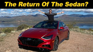 2020 Hyundai Sonata   Hyundai's Not Giving Up On Sedans