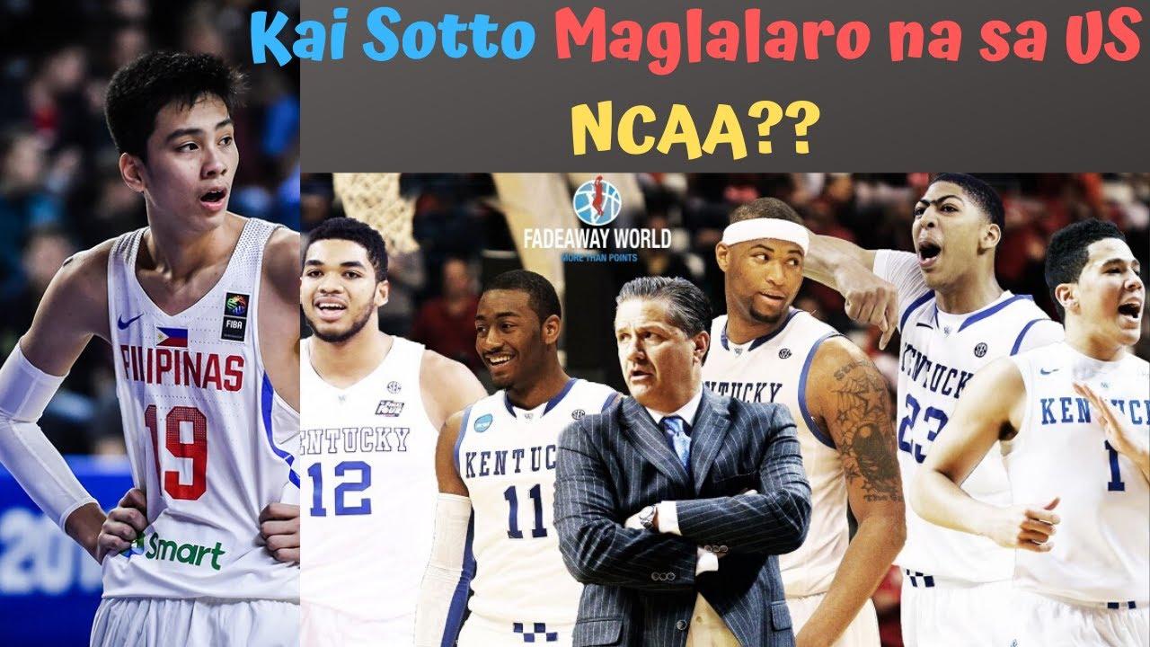 BREAKING NEWS: US NCAA DIVISION 1 UNIVERSITY of KENTUCKY WILDCATS MAY OFFER NA KAY KAI SOTTO??