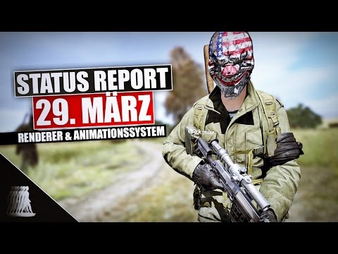 ◤Status Report 29.03.16 | DAYZ STANDALONE V0.59 | German Gameplay - Ricoo