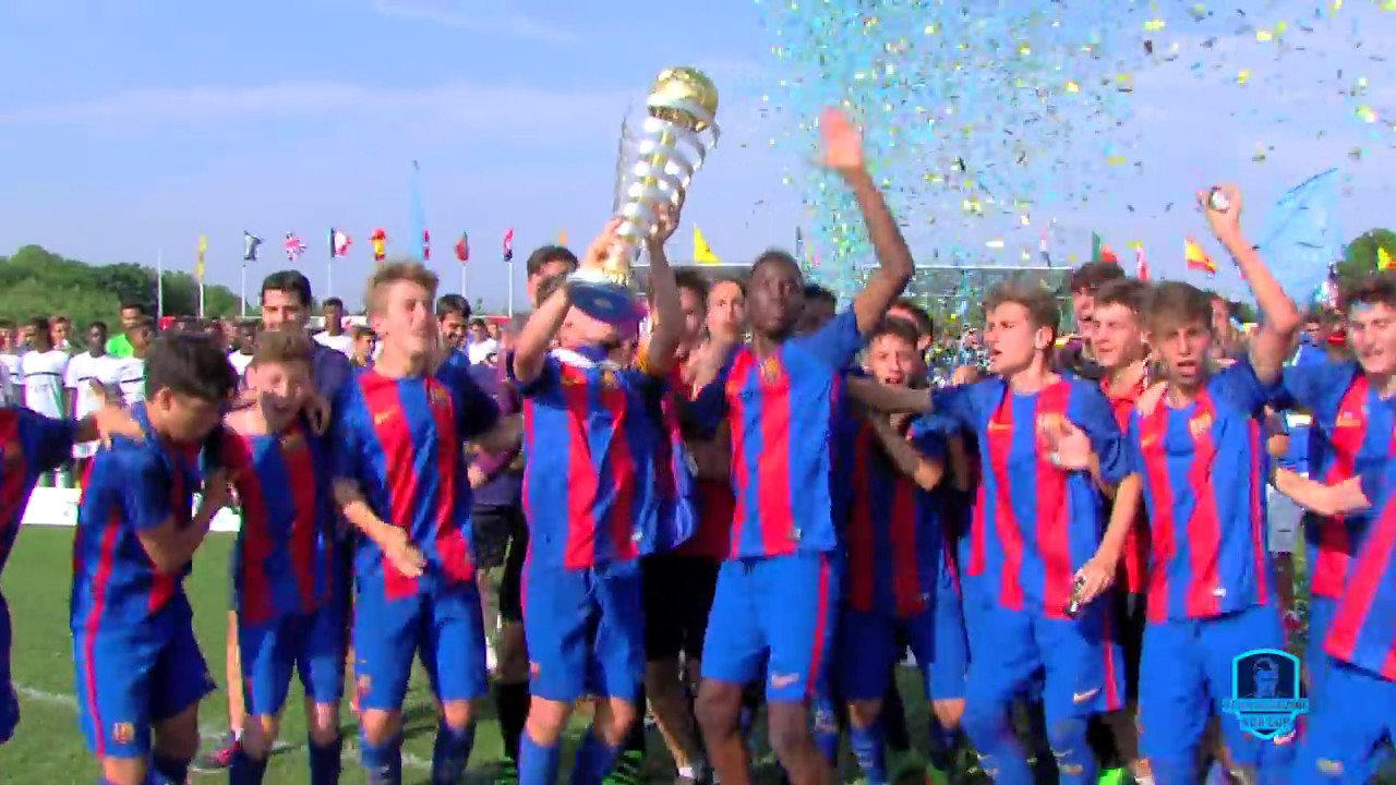 Barcalona vs RSC Anderlecht finale Highlights