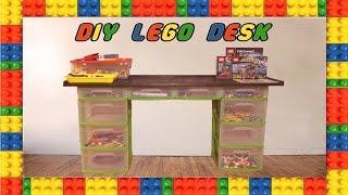 Diy Lego Desk