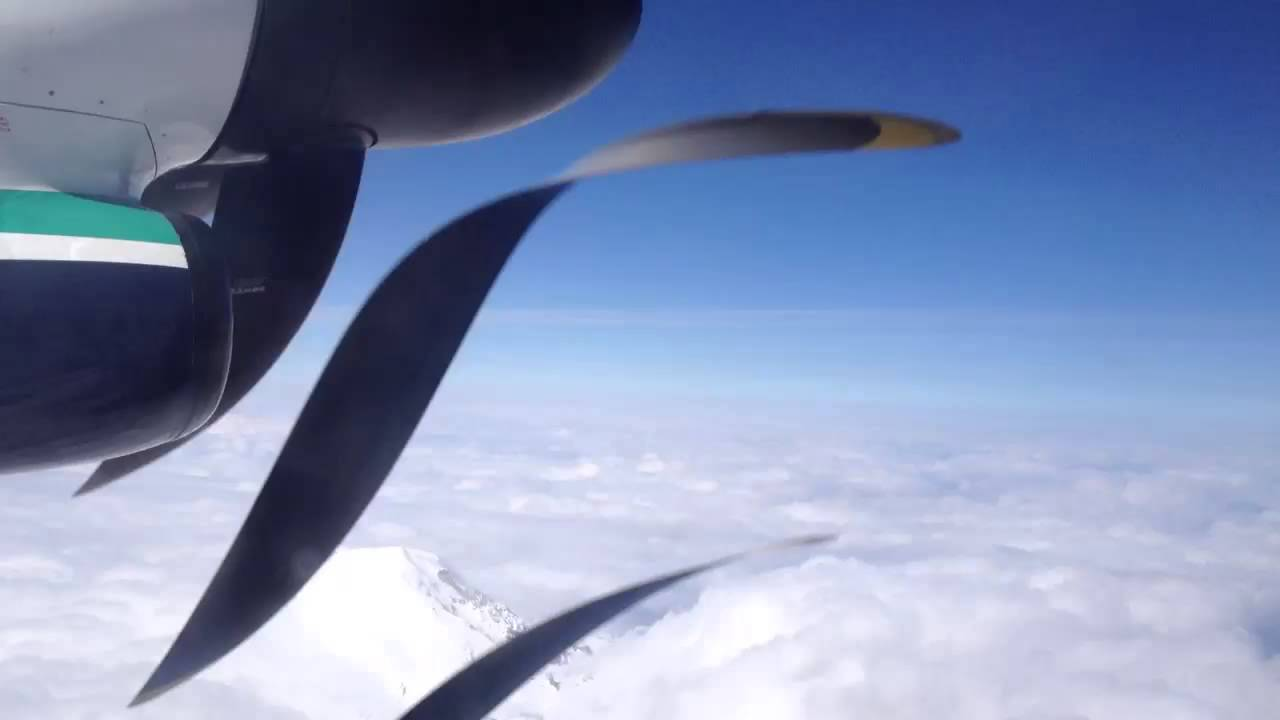 Cool Plane Propellers : Cool plane propeller effect from iphone camera youtube