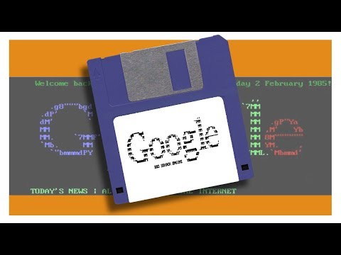 If Google were invented in the '80s...